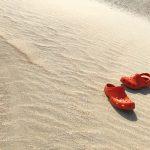 Leidenschaft – Crocs im Sand