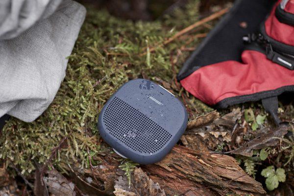 Bose Soundlink Micro beim Camping