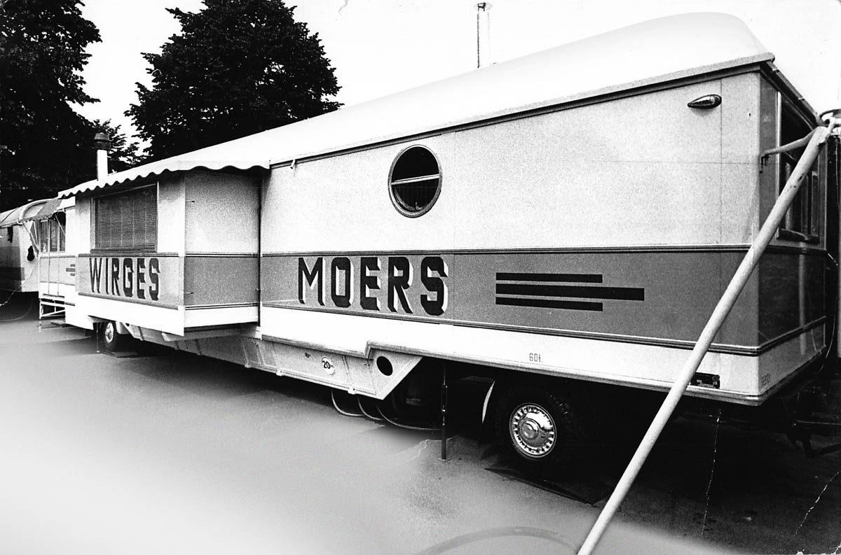 Bye Bye Rummel: Der Wohnwagen der Extraklasse