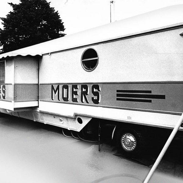 Der Luxus Wohnwagen der Familie Wirges aus Moers