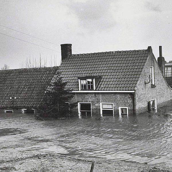 watersnood 1953 600x600 - Warum Ginsterveld? Renesse einfach entspannt erleben